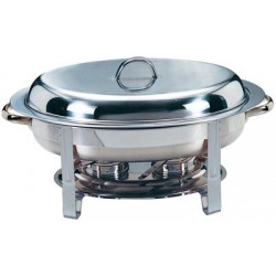 Chafing dish ovale