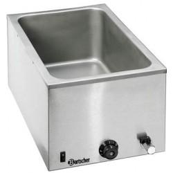 Bain marie de table robinet