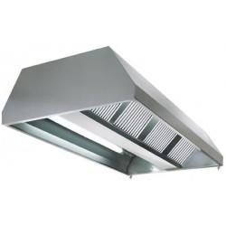 Hotte cuisine ventilateur