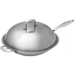 Sauteuse pour wok induction...