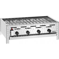 Grill table gaz combi 4...