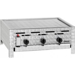 Grill table gaz combi 3...