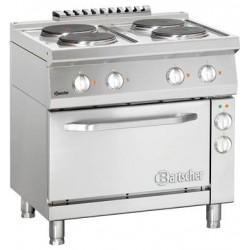 Cuisinière électrique 4...