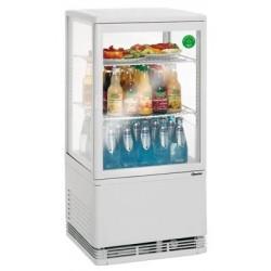 Mini vitrine réfrigérée 58L