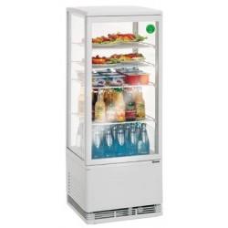 Mini vitrine réfrigérée 98L