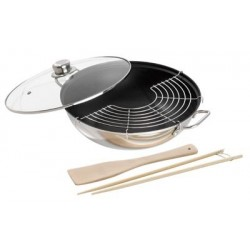 Kit wok pour induction