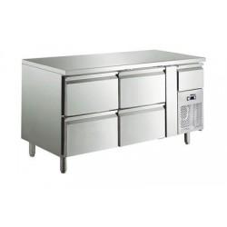 Table réfrigérée ventilée