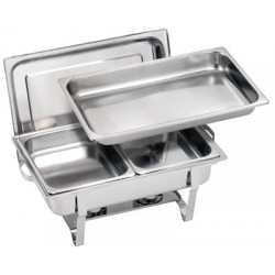 Chafing dish GN 1/1, empilable