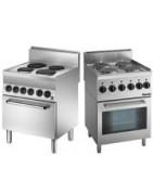 Cuisinière four électrique - cuisinière électrique avec four professionnel