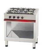Cuisinière gaz  - fourneau gaz, cuisinière gaz professionnelle